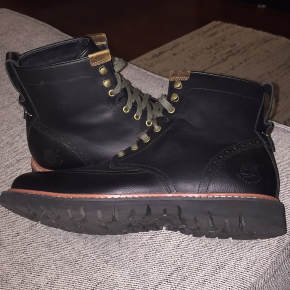 Timberland Earthkeepers Britton Hill Wingtip Boot